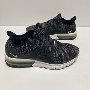 Nike AirMax sequence 4. Size 5.5y or women's 7